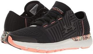 [アンダーアーマー] レディース 女性用 シューズ 靴 スニーカー 運動靴 UA Speedform Gemini 3 Record - Black/Anthracite/Black [並行輸入品]