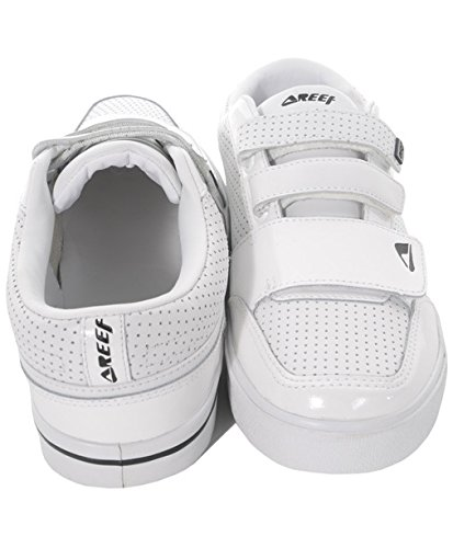 Reef – Chaussures homme – Philthy Lurker – White – US 10 – UK 9 – EUR 43