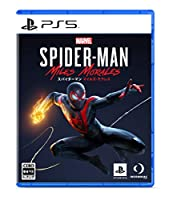 【PS5】Marvel's Spider-Man: Miles Morales【Amazon.co.jp限定】アイテム未定