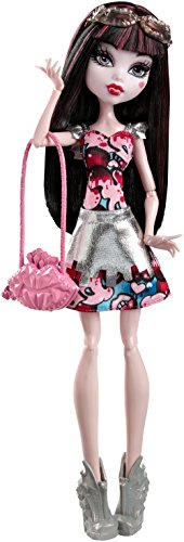 Monster High- Boo York, Boo York - Frightseers Draculaura Puppe
