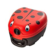My Carry Potty - Ladybird Travel Potty, Award-Winning Portable Toddler Toilet Seat for Kids to Take ...