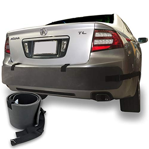 Bumper Parking Guard | Premium Rear Wrap Around | Protection Against Dings,...