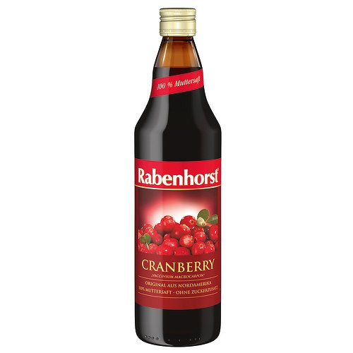 Rabenhorst Cranberry Muttersaft 700 ml
