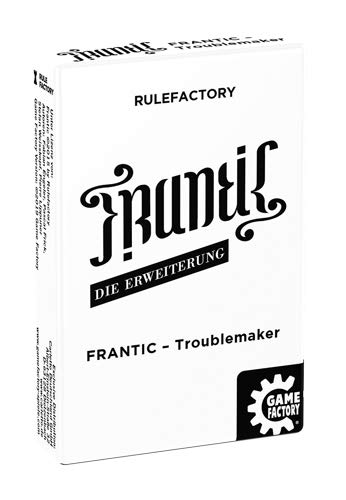 GAMEFACTORY 646238 Frantic-Troublemaker