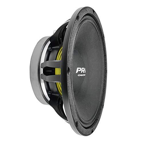 "PRV AUDIO 12CHUCHERO - 12"" Midrange Speaker for Pro Audio Applications, 8 Ohm Mid Range Speaker, 350 Watts RMS, 700 Watts Program Power, 3 in Voice Coil, Chuchero 12 Inch Speaker (Single)"