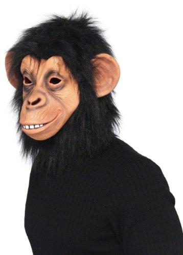 Masque de Singe - Adulte - Taille Unique - HALLOWEEN