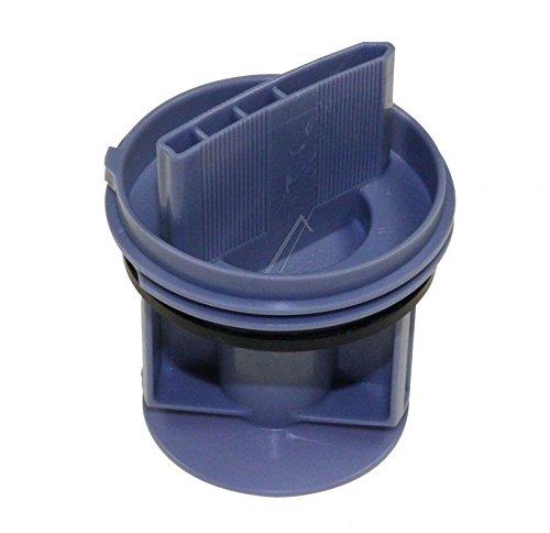 VIOKS Flusensieb Sieb Filter Flusensiebeinsatz Sieb für Laugenpumpe Waschmaschine wie Bosch Siemens 00647920