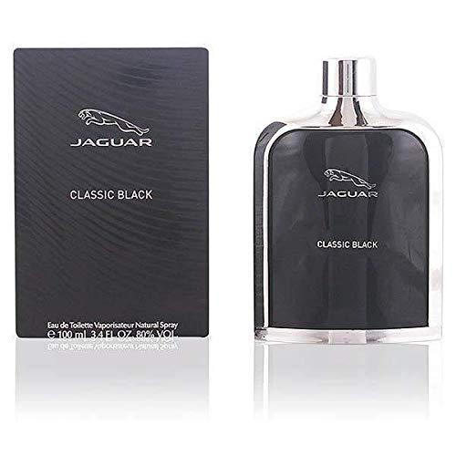 Jaguar Black Jaguar EDT - Perfume para hombre