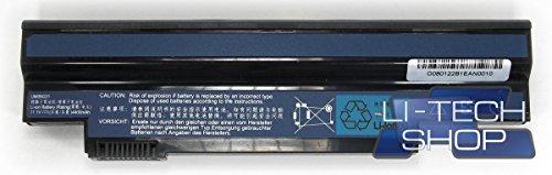 Batería Compatible 6 Celdas Negra Para PACKARD BELL-NAV50 48Wh Ordenador Portátil