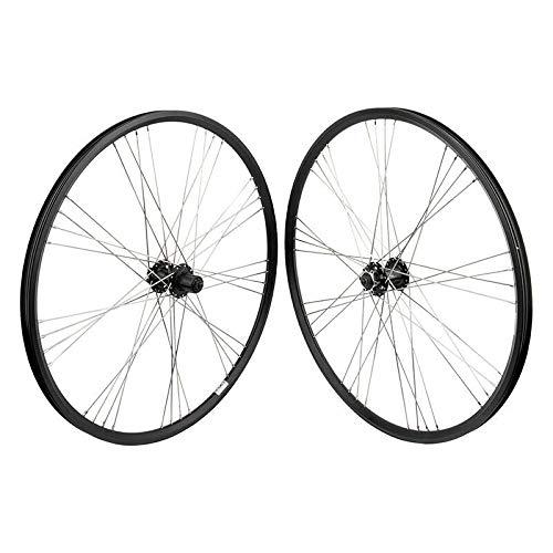 Ryde XS19 Rims 700c Gravel CX Bike Wheelset Clincher Quick Release Black 36 Hole