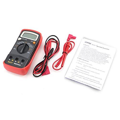 BM500A 1000 V Digital Auto Range Isolationswiderstand Meter Tester Megohmmeter Voltmeter Megger Hochspannung led-anzeige