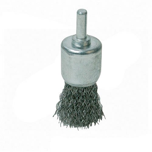 Silverline 244984 End Brush Drill, 24 mm