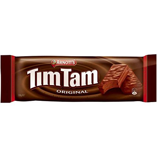 Tim Tam Original-Schokoladen-Biskuit-Plätzchen-200g (Pack of 2)