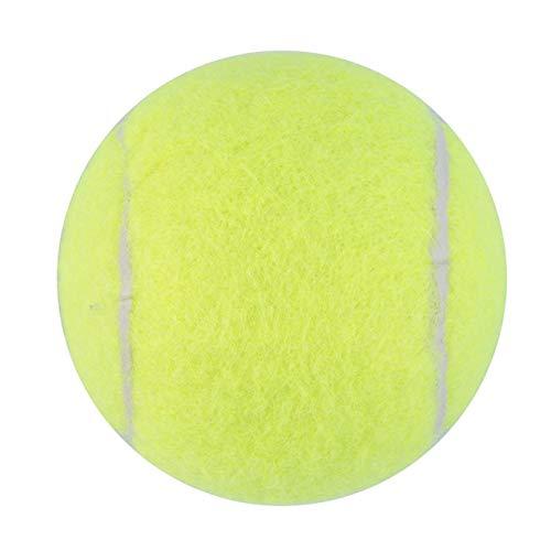 NewIncorrupt Palline da Tennis Verdi Torneo Sportivo Divertimento all Aria Aperta Cricket per Cricket Tennis Pratica Durevole da Usare