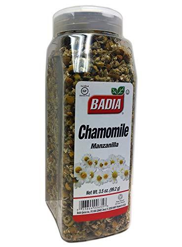 3.5 oz Bottle-Chamomile Flower Loose Dried / Flor de Manzanilla Kosher