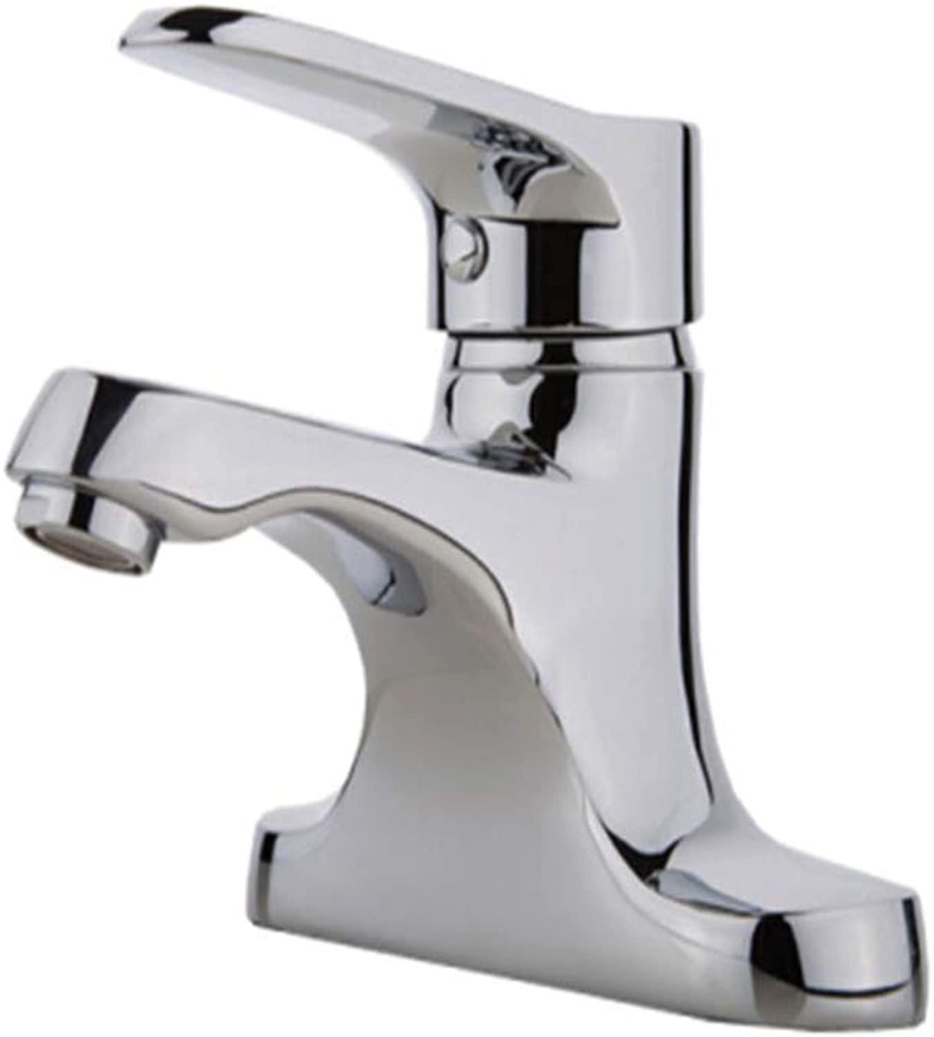 Kitchen Faucet Tapstainless Steelkitchen Faucet Probathroom Bath Faucet, All Copper Hot and Cold Dual Hole Faucet