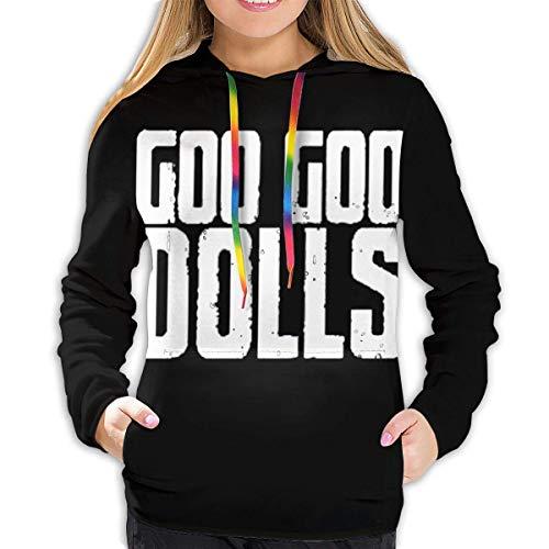 Beatysk Goo Goo Dolls - Sudaderas con Capucha cl¨¢Sicas pa
