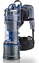 Prolux 2.0 Lightweight Corded Bagless Backpack Vacuum Cleaner w/Dual HEPA Shield Filtration for Commercial and Household Use