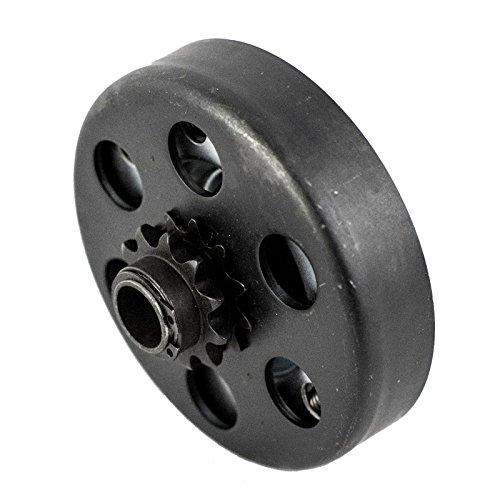 Jeremywell Centrifugal Go Kart Clutch 5/8' Bore 10 Tooth 10T for 40,41,420 Chain 6.5HP