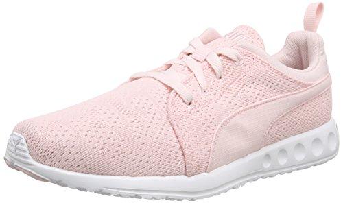 Puma Unisex-Erwachsene Carson Runner Camo Mesh EEA Laufschuhe, Pink (pink dogwood-white 01), 42.5 EU