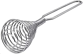 JSY mixer, steel wire whipped cream whisk, stainless steel spring coil whisk, gravy mixer