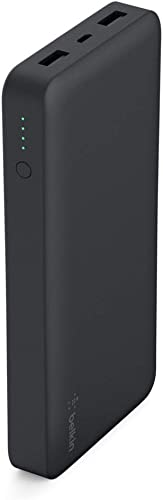 BelkinF7U021btBLKPocket Power 15K Power Bank (aka Portable Charger) Black