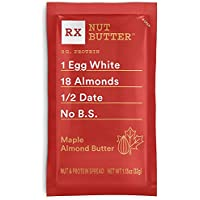 10-Count RXBAR Maple Almond Butter Whole Food Nut Butter
