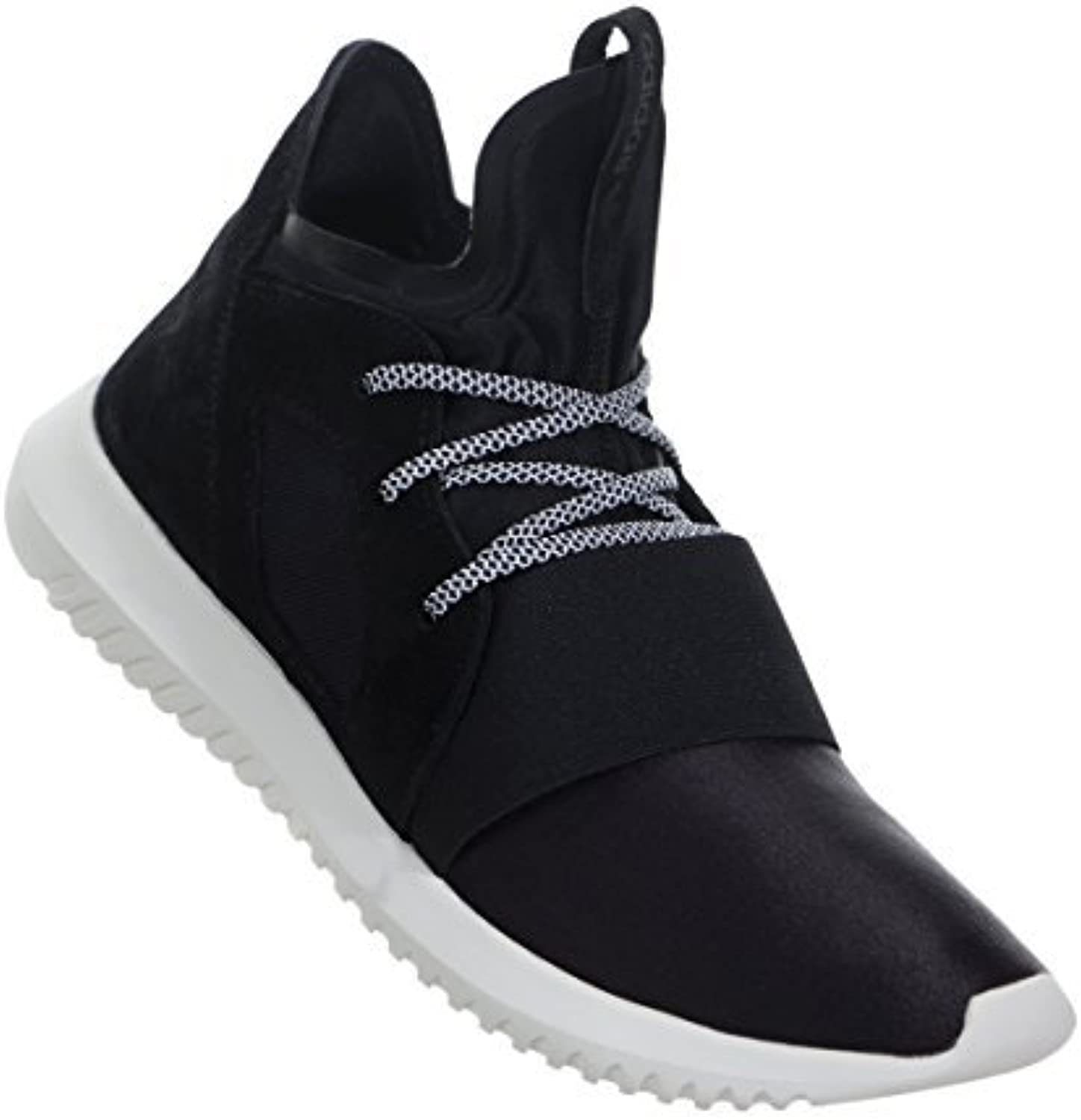 Adidas Women's Originals Tubular Defiant shoes Core Black Core Black Off White 11
