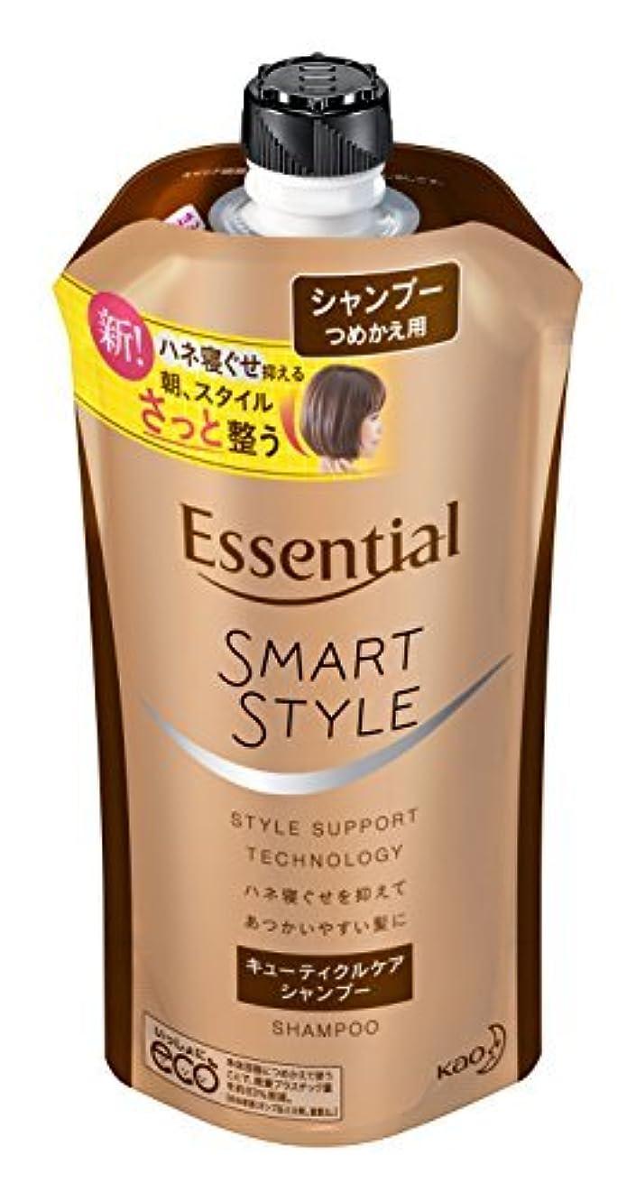 承認する退化する泥だらけエッセンシャル スマートスタイル シャンプー つめかえ用 Japan