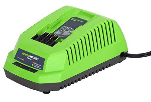 Greenworks Tools 29417 40V Akku-Ladegerät (ohne Akku)