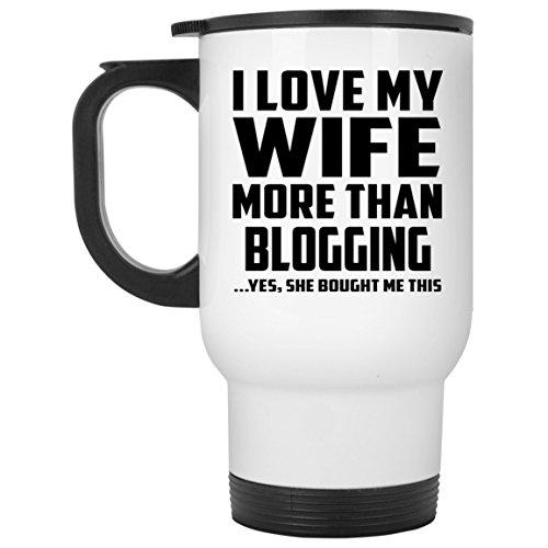 Blogging Travel Tumbler