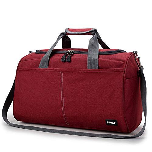Bolso de hombroHot Sports Travel Bag Training Gym Bolsas para Hombres Mujer Travel Durable Handbags Outdoor Shoulder Gymtas Sac De Sport