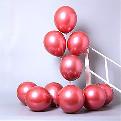 Yinyimei Balloon Stand 40 Birthday Balloon Stand Latex Balloons Table Floating Metallic Confetti Balloon Arch Kits Balloon Holder Wedding Decorations (Color : 02)