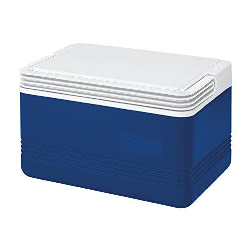 Igloo Legend 6-Can Cooler , Blue, 5 Qt