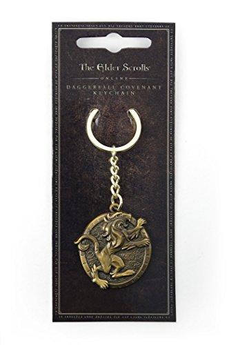 Gaya Entertainment GE2236 The Elder Scrolls Online Keychain 'Daggerfall Covenant'
