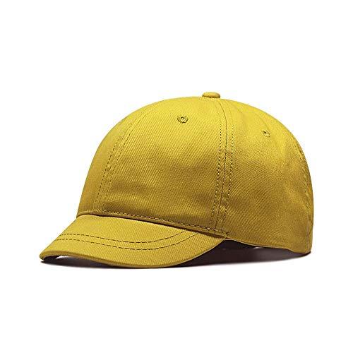 58-62cm 62-68cm Cabeza Grande Hombre Gorra de Sol de Gran tamaño Sombreros con Pico de ala Corta Cool Hip Hop Snapback Hat Hombre Tallas Grandes Gorras de béisbol