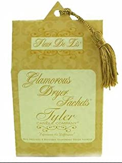 FLEUR DE LIS Tyler Glamorous Sachets - Dryer Sheets
