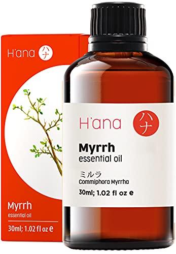 Aceite esencial de mirra – un coro de alegría (30 ml) – 100% puro aceite de mirra de grado terapéutico
