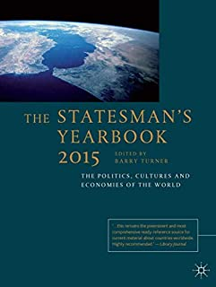 The Statesman's Yearbook 2015: The Politics, Cultures and Economies of the World (1137323248) | Amazon price tracker / tracking, Amazon price history charts, Amazon price watches, Amazon price drop alerts