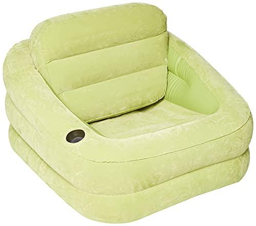 Intex Sessel Accent, PVC, Single Modern 97x107x71 cm grün