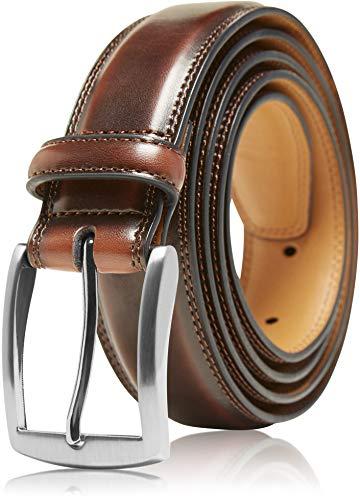 Genuine Leather Dress Belts for Men - Mens Belt for Suits, Jeans, Uniform...