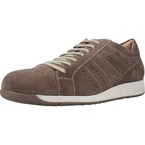 Stonefly Zapatos London 4 Velour para Hombre Marrón 42 EU