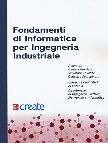 Fondamenti di informatica per ingegneria industriale