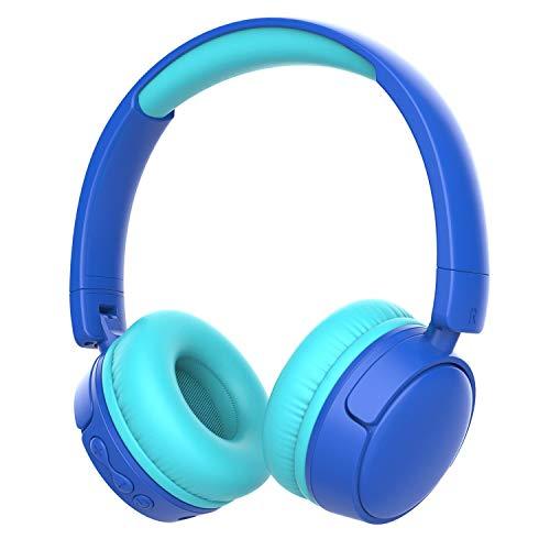 mächtig der welt Gorsun Bluetooth Kinder Kopfhörer, Kinder Kopfhörer, faltbar, verstellbar, Kinder Kopfhörer …