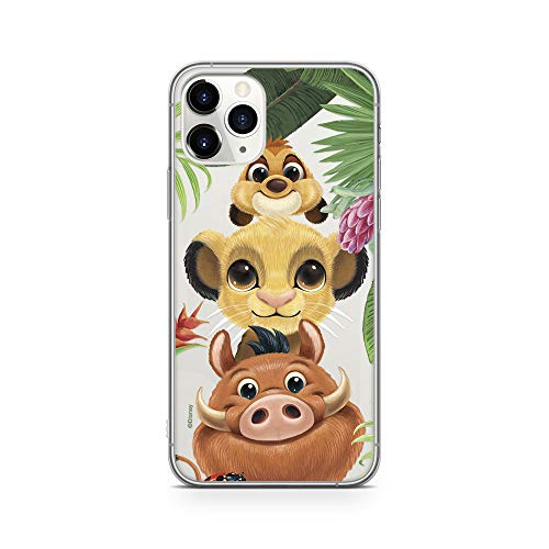 Original Disney Handyhülle Simba and Friends 003 iPhone 11 PRO MAX Phone Hülle Cover