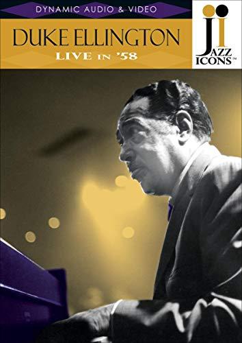 Live in \'58 (Hollande) [Booklet]