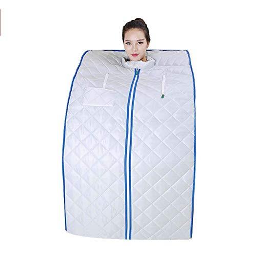 Productos para el hogar Cama Plegable Fácil Almacenamiento Sauna de Vapor portátil SPA en casa Sauna terapéutica Personal Pérdida de Peso Adelgazamiento Detox 1 9 Control de Temperatura Control ele