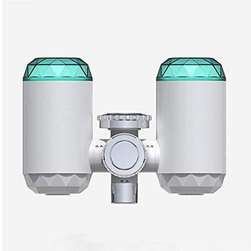 XW Multifuncional Grifo purificador de Agua, Aceite Desmontaje Purificación de Agua El Agua cruda 3 Modos, eficiente purificación de Agua, 8-Etapa de filtración para el hogar