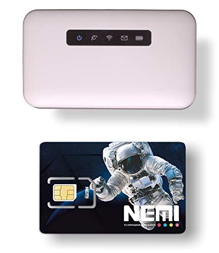 Router Portatil  marca NEMI