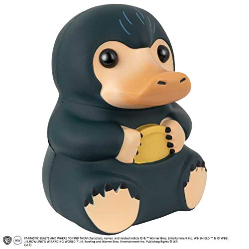 The Noble Collection Squishy Niffler 18 cm hoch Spielzeugfigur Harry Potter